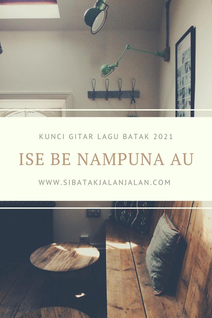 """Chord lagu Batak """"Ise be Nampuna au"""" Putri Siagian Kunci Gitar Lagu Batak 2021"""