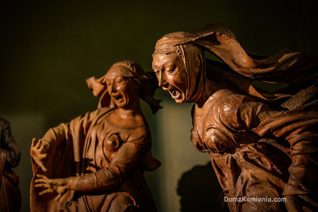 Opłakiwanie - Compianto Bologna santa Maria della Vita