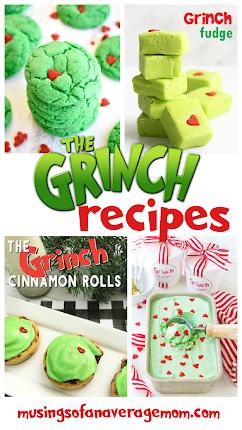 Grinch Recipes