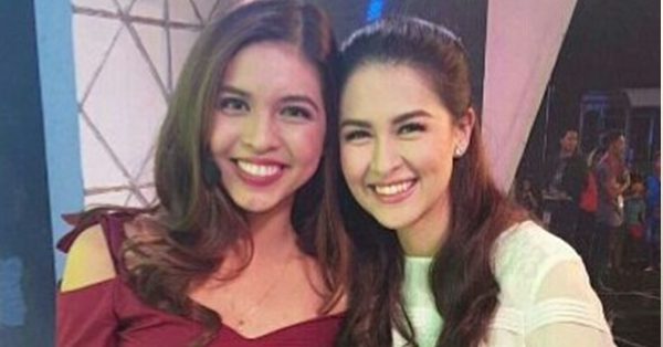 2udRHFd BREAKING NEWS: Marian Rivera gave a special gift to Maine Mendoza!