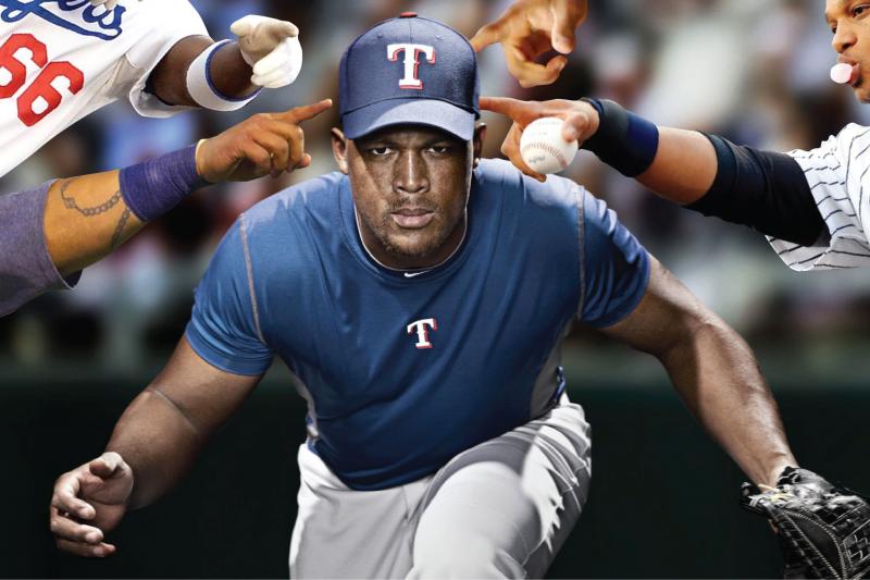 Adrián Beltré A sólo cuatro hits para llegar  3.000 hits. en la MLB