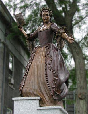 It's About Time: John Adams & Mercy Otis Warren 1728-1814 ...