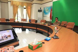 Wali Kota Tarakan Mengikuti Webinar APEKSI dan Indonesia Ooredoo - Tarakan Info