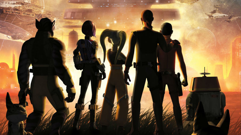 The Road to Episode Infinity: The End of Rebels
