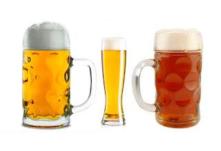 Tres estilos de cervezas típicamente alemanes