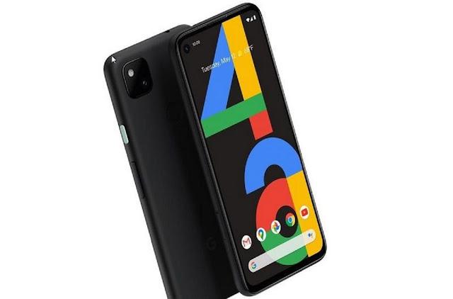 Pixel 4a Display Specs