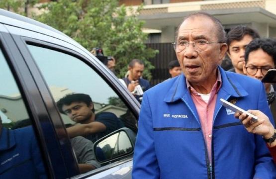 Karena Hal Ini, Max Sopacua Tak Akan Tuntut Demokrat soal Tuduhan Isu Kudeta
