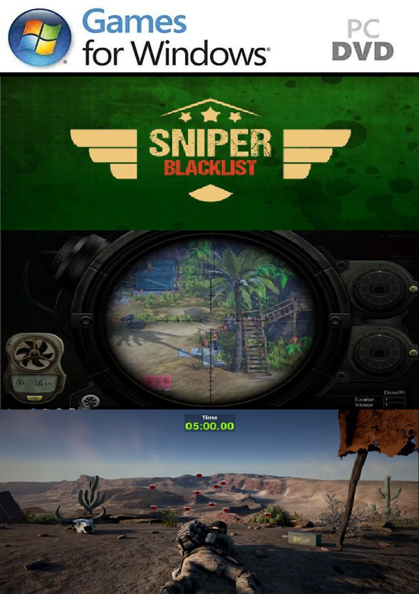 Sniper Blacklist Download Cover Free Game