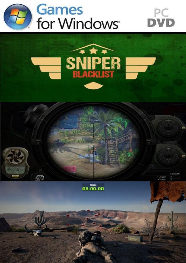 Sniper Blacklist Download Cover Free Game