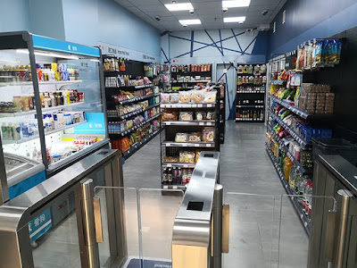 Autonomous Store Replace Grocery Stores, Restaurants, and C-Stores