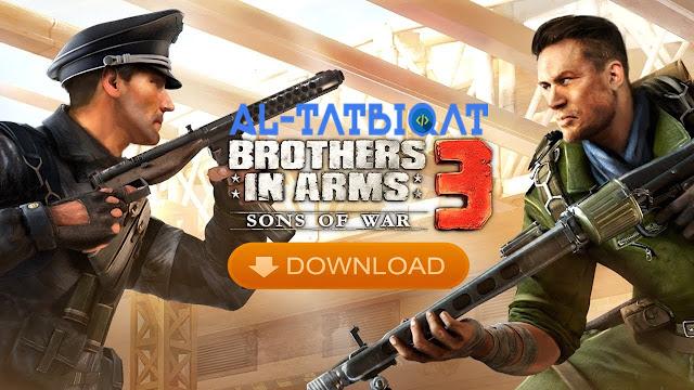 تحميل لعبة Brothers in arms 3 اخر اصدار 2020