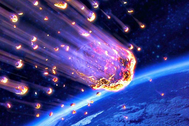Düşen göktaşlarının dinozorlara yaptığı gibi uzaylı medeniyetleri de yok etmiş olması olasıdır.