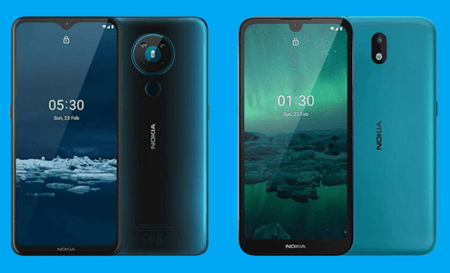 Nokia 5.3 and Nokia 1.3 now official