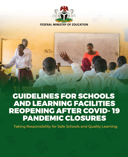 Official Schools Resumption Date 2020 [36 States Nationwide]