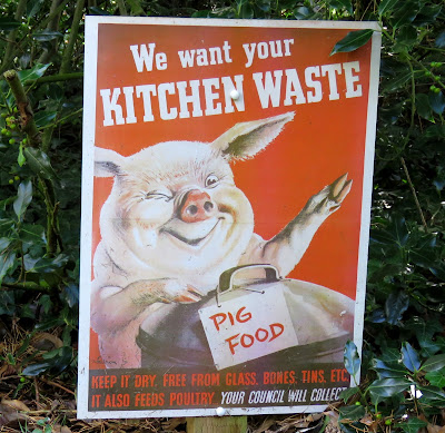 Upton House Pig Poster by HenSafe