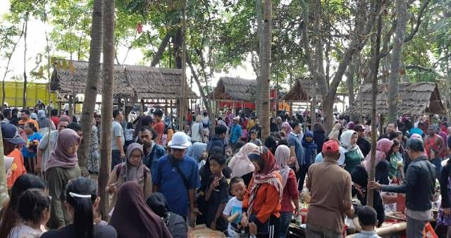 Wisata kuliner Pasar Wit-Witan Singojuruh, Banyuwangi