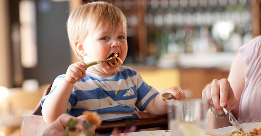 The best and worst children's menus