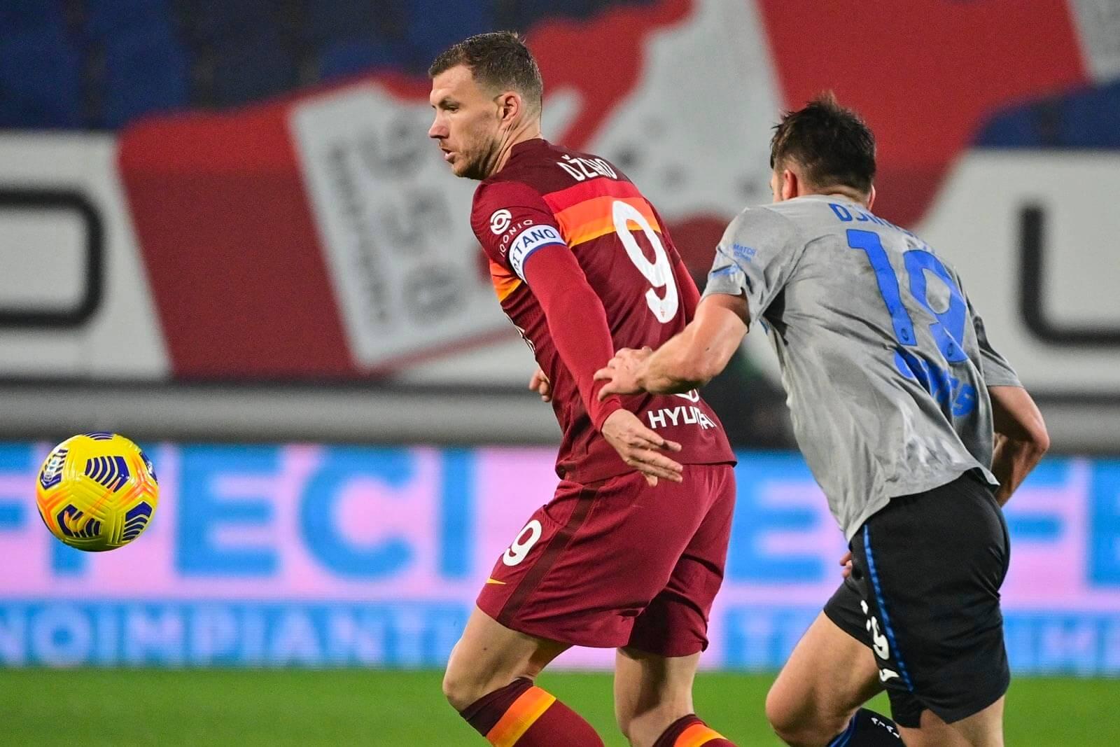 ملخص واهداف مباراة اتالانتا وروما (4-1) في الدوري الايطالي