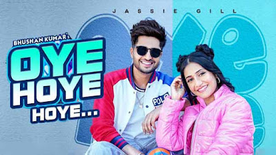 Oye Hoye Hoye Song Lyrics In English - Jassie Gill & Simar Kaur