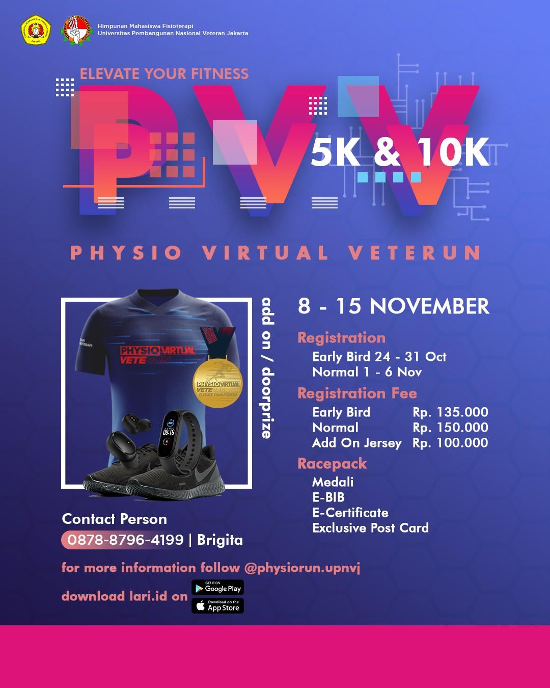 Physio Virtual Veterun • 2020