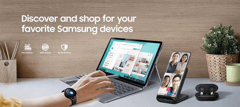 Samsung launch PH Online Store on May 18