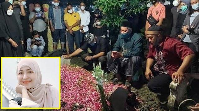 Innalillahi, Chacha Sherly Meninggal Dunia Usai Jadi Korban Tabrakan Beruntun di Tol