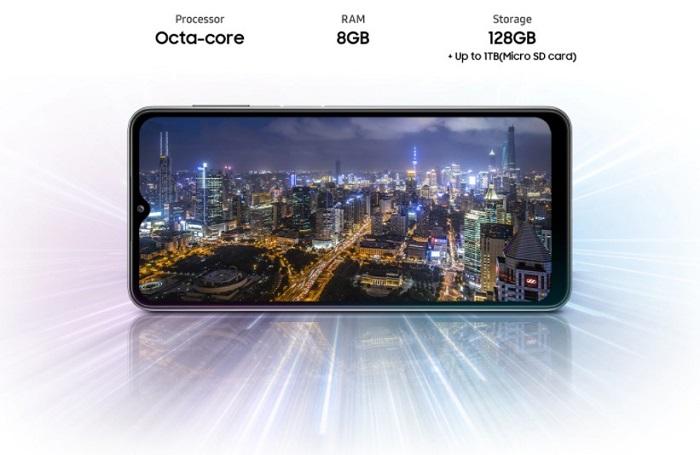Samsung Galaxy A32 5G RAM Storage