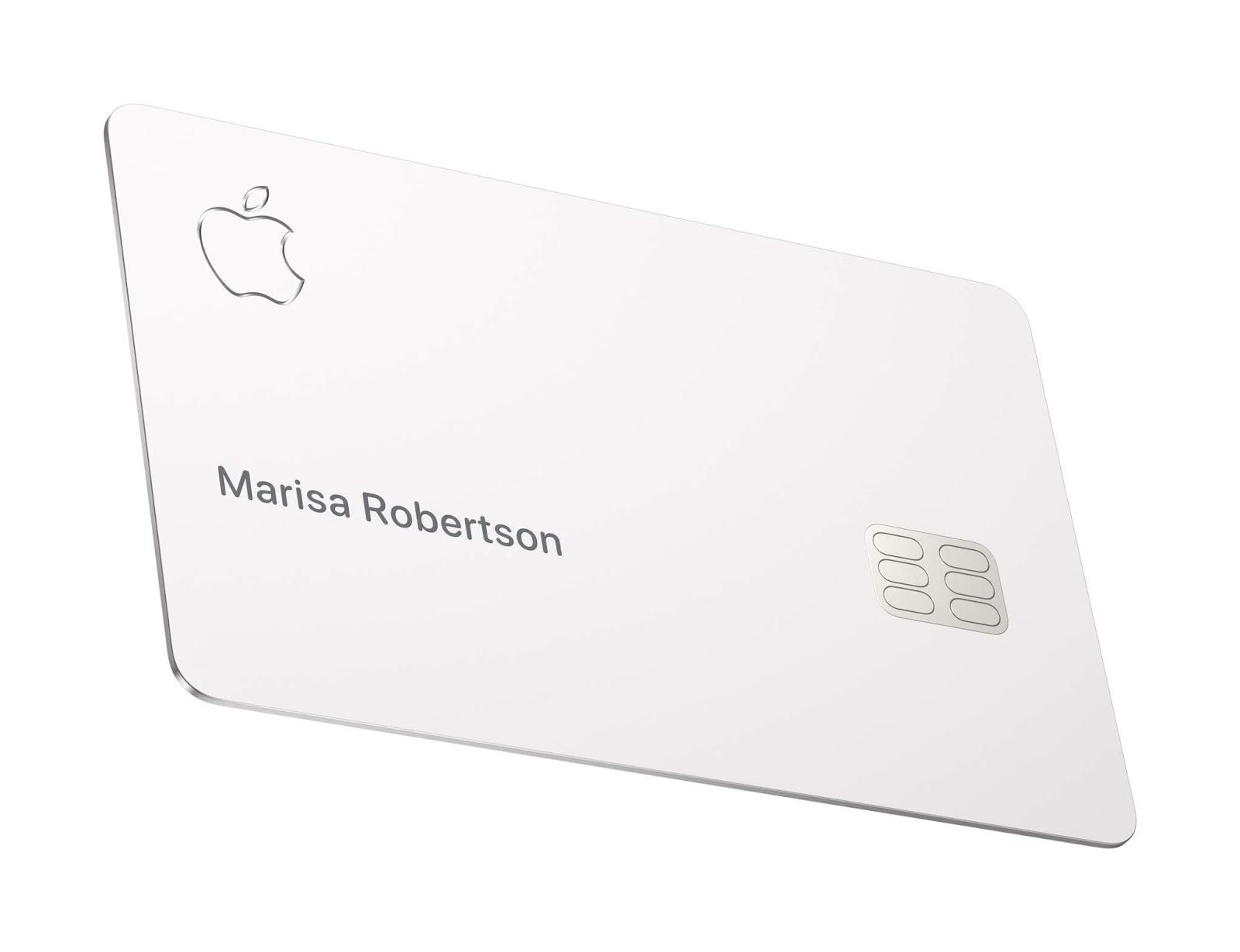 Apple Card 美國上線