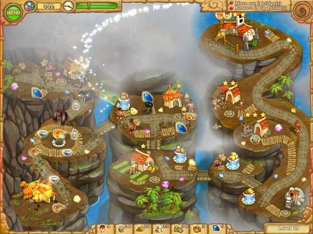 لعبة Island Tribe 5
