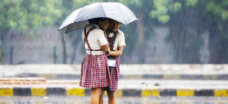 Essay on rainy season for kids in india