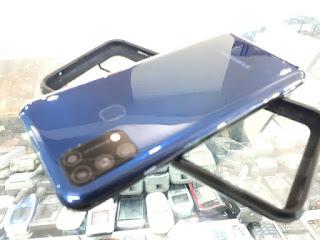 Hape Seken Samsung Galaxy M31 6/128 RAM 6GB ROM 128GB Mulus Normal