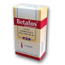 سعر ودواعى إستعمال دواء بيتافوس Betafos حقن لعلاج الألتهابات