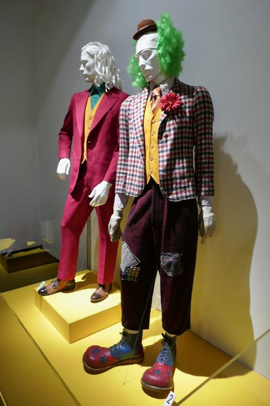 Joaquin Phoenix Joker movie costumes