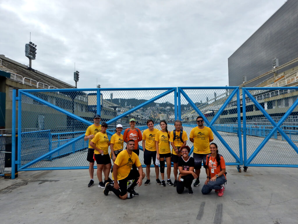 running tour no Rio de Janeiro