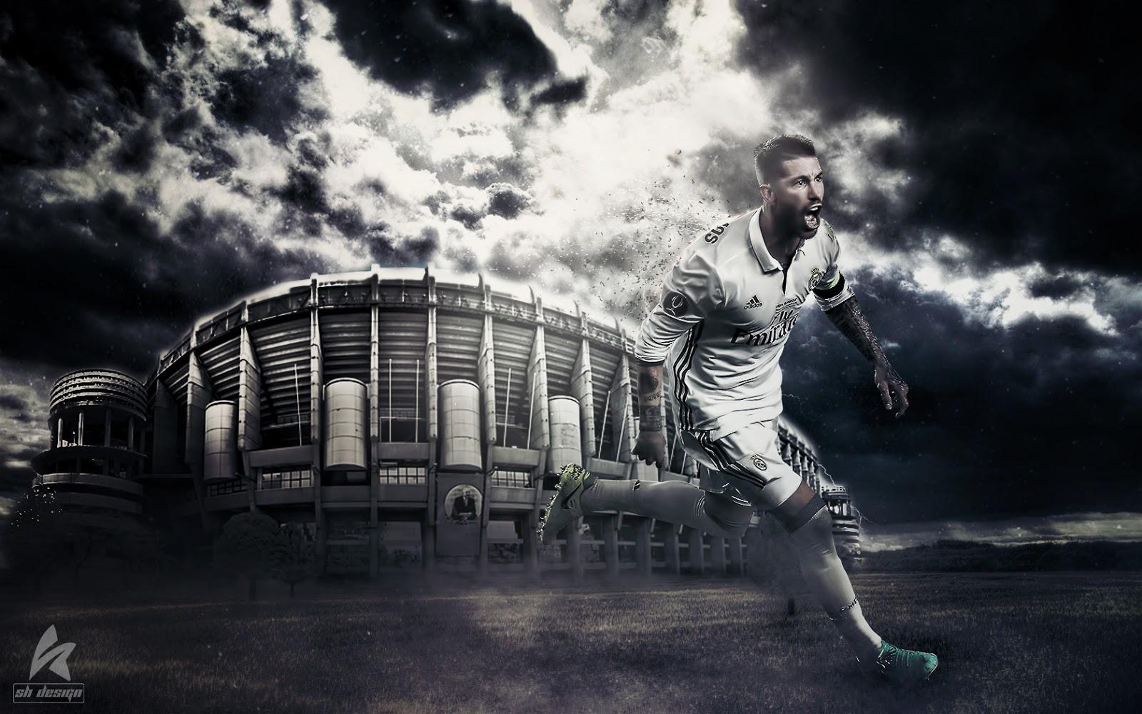 Messi 3d Wallpaper 2017 سيرخيو راموس صور وخلفيات 2017 صور وخلفيات نجم ريال مدريد