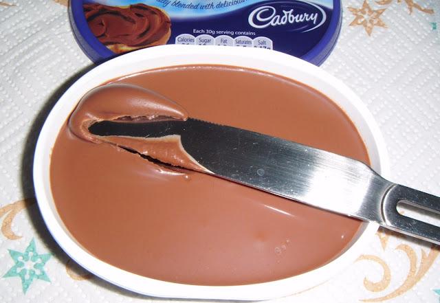 Philadelphia with Cadbury Milk Chocolate