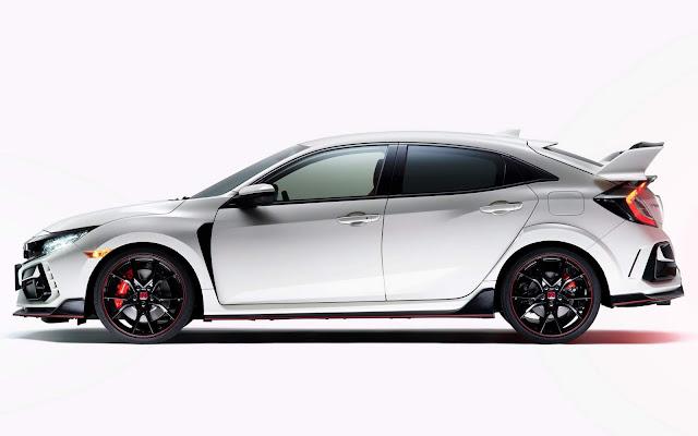 Novo Honda Civic 2020 Type R