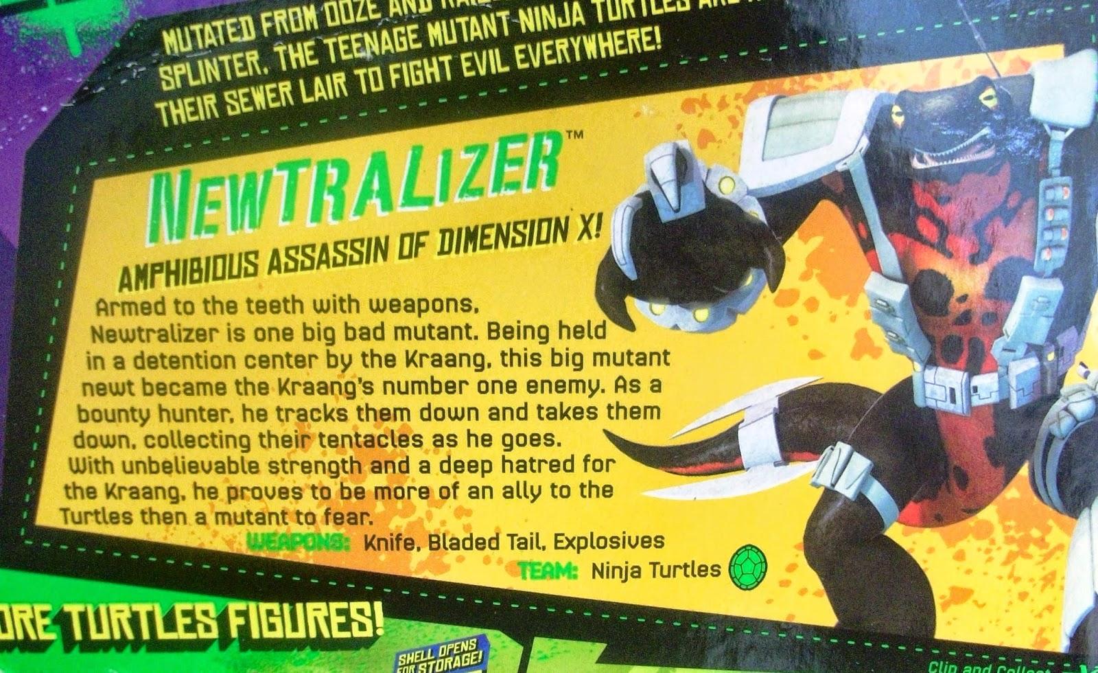 Random Toy Reviews Teenage Mutant Ninja Turtles Nickelodeon