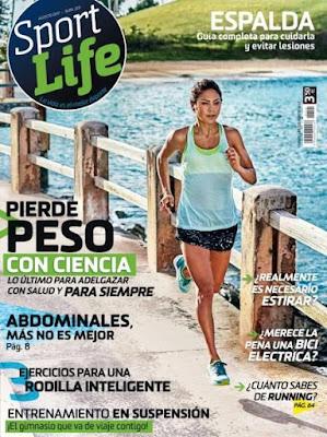 Revista Sport Life España Agosto 2017
