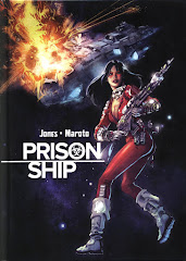 'Prison Ship' by Bruce Jones and Esteban Maroto