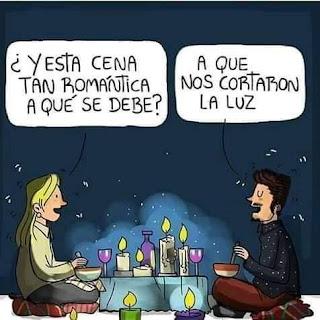 ¿Y esta cena tan romántica a qué se debe?