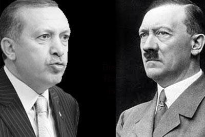 Από τον Χίτλερ, στον Ερντογάν