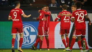 Bayern Munich vs Wolfsburg Live online stream Today 22 September 2017 Bundesliga