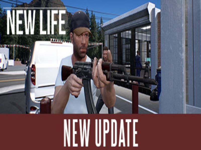 Download NEW LIFE Early Access Game PC Free