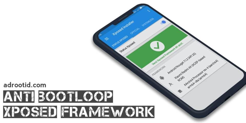 Cara pasang Xposed Framework
