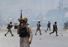 αφγανικές δυνάμεις