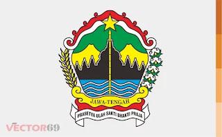 Logo Provinsi Jawa Tengah - Download Vector File AI (Adobe Illustrator)