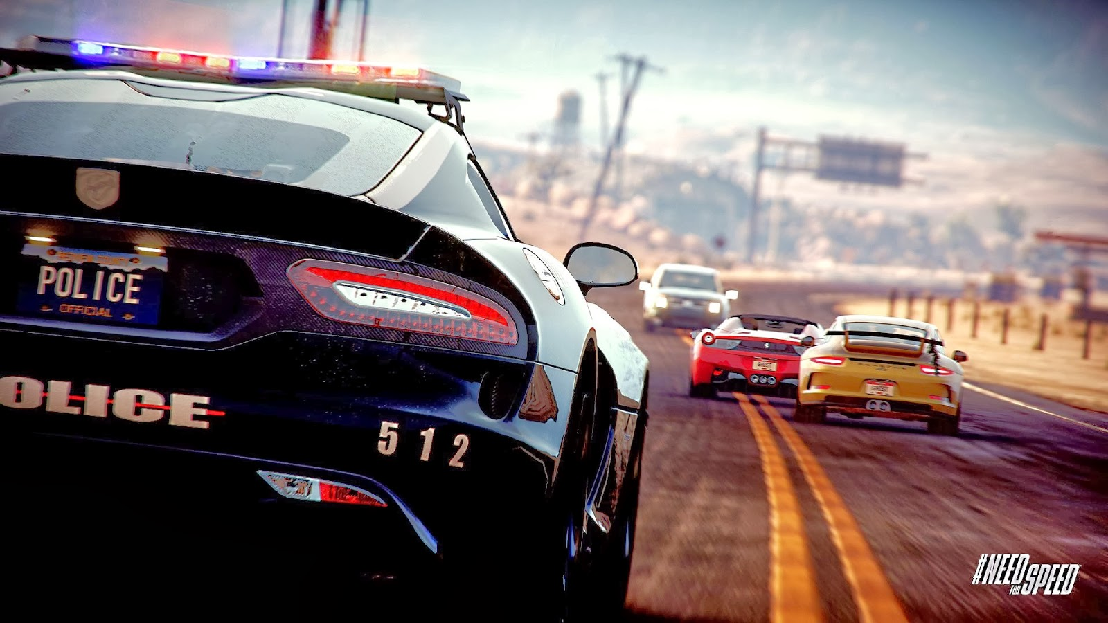 Need For Speed Rivals HD Resimleri - Araba Resimleri