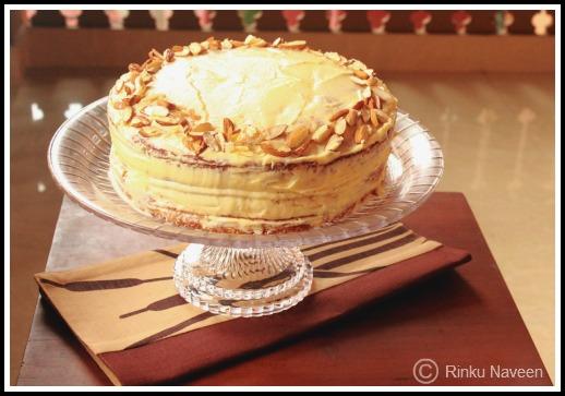 Hummingbird Cake Recipe Joy Of Baking: Rinku's Kitchen Treats: Triple Layer Hummingbird Cake