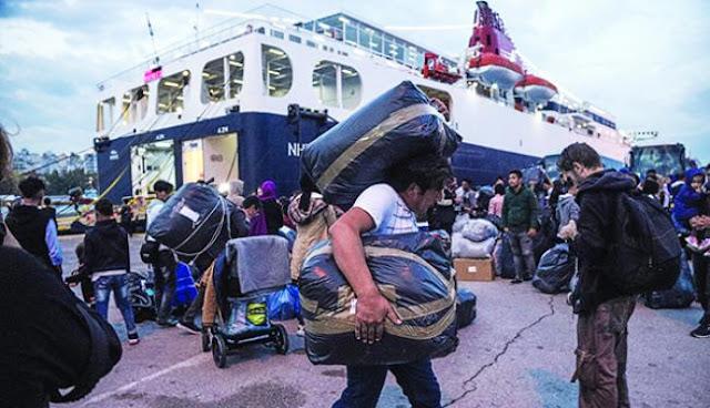 Γέμισε κλεφτοκοτάδες μετανάστες το Κιλκίς!